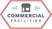 Commercial Facilities Customer Badge