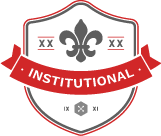 Institutional Customer Logo