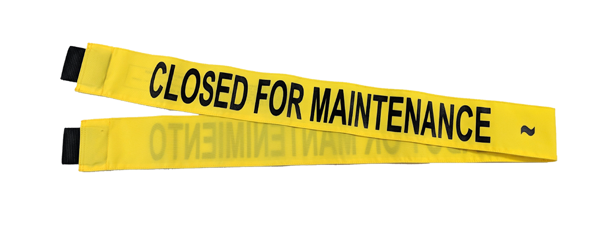 closed for maintenance